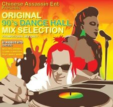 CHINESE ASSASSIN ORIGINAL 90's DANCEHALL MIX SELECTION CD
