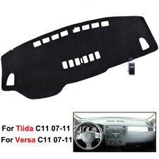 Xukey For Nissan Versa Tiida C11 2007-2011 Dashmat Dash Cover Dashboard Mat