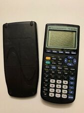 Texas Instruments TI-83 Plus Graphing Calculator TESTED