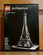 LEGO Architecture The Eiffel Tower (21019) New & Factory Sealed
