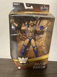 WWE Legends Series 7 RAZOR RAMON TARGET EXCLUSIVE Elite Wrestling Figure