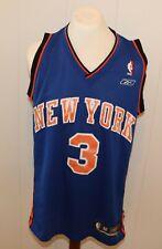 REEBOK #3 STEPHON MARBURY NEW YORK KNICKS TRIKOT  NBA Ca GR L +2 JERSEY