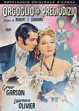 Dvd Orgoglio E Pregiudizio - (1940) ** A&R Productions ** ......NUOVO
