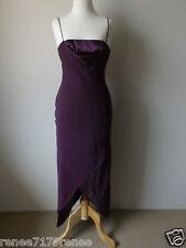 Mr K Eggplant Formal Dress Size 10 BNWT!! FREE POST