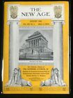 The New Age: The Official Organ of the Supreme Council 33゚, freemason, 1956, aug