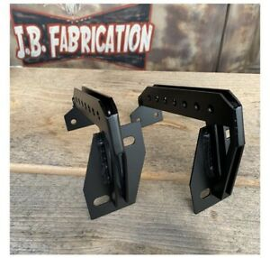 Classic mini Extended Seat Brackets