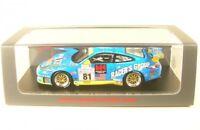 Porsche 996 GT3 RS No.81 LeMans 2002 (K. Buckler - T. Bernhard - L. Luhr)