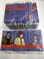 60 Packs =1998 Upper Deck ANASTASIA Movie Trading Cards Unopened Packs