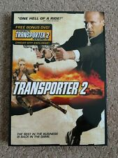 Transporter 2 (DVD, 2006) with Circuit City EXCLUSIVE Bonus DVD Brand New Sealed