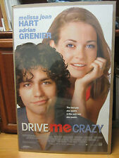 Vintage Movie poster Drive Me Crazy 1999 403