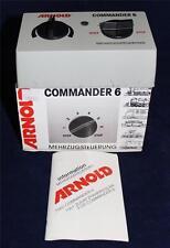 N Scale Train Controller Arnold COMMANDER 6 7060 Mehrzugsteuerung Exc CondinBox