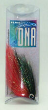 Red Black Saltwater Fly Fishing Lure BRAND NEW