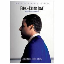 Personal Collection, Punch-Drunk Love (DVD, 2003, 2-Disc Set) LIKE NEW