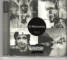 (ES70) Travis, 12 Memories - 2003 CD