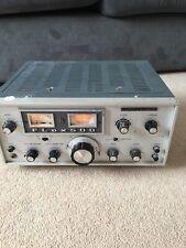 Vintage Tube/Valve Yaesu /Sommerkamp FLDX500 Ham communications receiver Radio