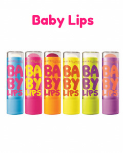 Maybelline Baby Lips Lip Balm NEW Choose Your Flavour - 8hr+ Moisture - Carded