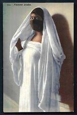AK - LEHNERT & LANDROCK - Nr. 688 - Femme arabe - HAREM - MAGHREB - TUNESIEN