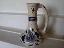 CERAMIC FIGURAL DELFT JUG HAND PAINTED FROM HOLLAND FREE SHIPPING