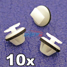 10x Side Skirt / Sill Mouling Trim Clips for Nissan Juke / Nissan Teana