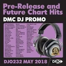 DMC DJ Only 232 Promo Double Chart Music CDs Ft Clean Bandit F. Demi Lovato Solo