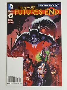 Free Comic Book Day Futures End Batman issue 0 NM