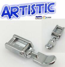 Zipper Slim Body Narrow Presser Foot Attachment for Brother Sewing Machine