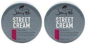 Johnny B. Street Cream 3 oz (PACK of 2) NEW! (SEALED)
