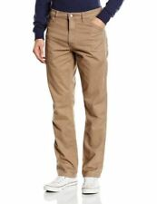 Pantaloni da uomo Wrangler marrone taglia 32