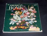 THE AMERICAN HOME MAGAZINE JANUARY 1949