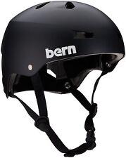 Bern Team Macon Cycling Helmet (Matte Black / XX-Large Size)
