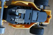 20 Schleifer für Carrera Car Racing 6 Volt Autos.   NICHT für 14 Volt Autos