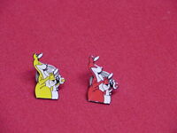 Vintage 1990's Two  AAA Badges Kangaroo Pin's  03188-488733