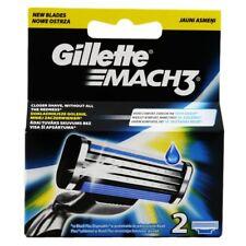 2 Gillette Mach3 Rasierklingen - Klingen Ersatzklingen