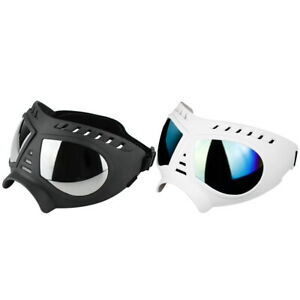 Pet UV Protection Sunglasses Waterproof Snow-proof Soft Frame Eye Goggles