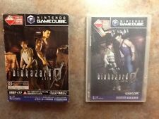 Bio Hazard Zero 0 For Nintendo Gamecube Japanese *Usa Seller*