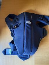 Baby Bjorn Carrier Black Good Condition Hardly Used