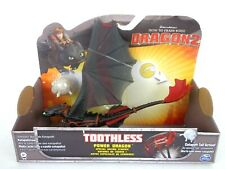 How To Train Your Dragon 2 Toothless Catapult Power Action Figure Sealed Rare