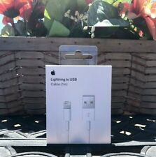Original Charger For Apple iPhone Xs Xr X 8 7 6S 6 5S 5 USB Cable Lightning OEM