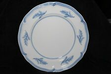 """Villeroy & Boch   -  Casa Azul Vivo  -  Salad Plate  8""""  -  Blue & White"""
