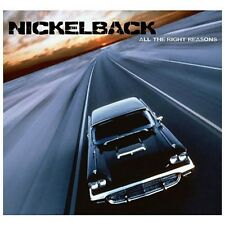 NICKELBACK - All The Right Reasons CD *NEW* 2005