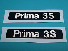 Hercules Prima 3S Trittbrett Aufkleber Herkules Verkleidung Sticker