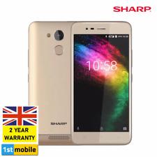 "NEW SHARP R1 smartphone. 3/32GB, DUAL SIM 5.2"" Screen, 13MP Camera, UK SELLER"