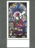 Ireland-Harry Clarke - Art-Stained Glass -2006 mnh (1780)
