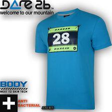 Dare2b T Shirt Active Tee Race Runner Outdoor Gym Sport Running Cycling Walk Top