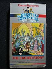 The Greatest Adventure Stories from the Bible: The Easter Story [VHS Tape] [19..