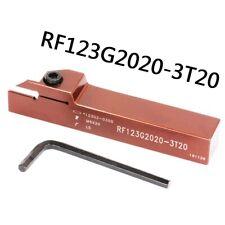 RF123G20-2020B 20mm Grooving cut-off holder Cutting tool for Sandvik N123G2-0300