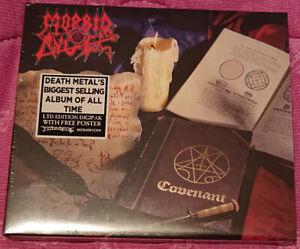 MORBID ANGEL Covenant Digipak CD New Sealed
