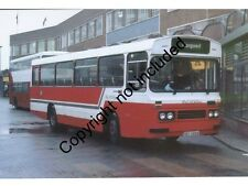 BUS PHOTO: RED & WHITE LEYLAND LEOPARD 360 GBO246W