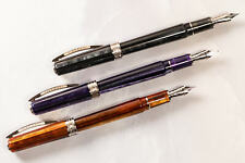 VISCONTI 2020 VOYAGER ORION NEBULA FOUNTAIN PEN