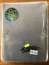 Burg-Wächter Schlüsselbox FS 35 ferro